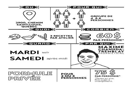 chanhda - Cap Cuisine Cours Du Soir