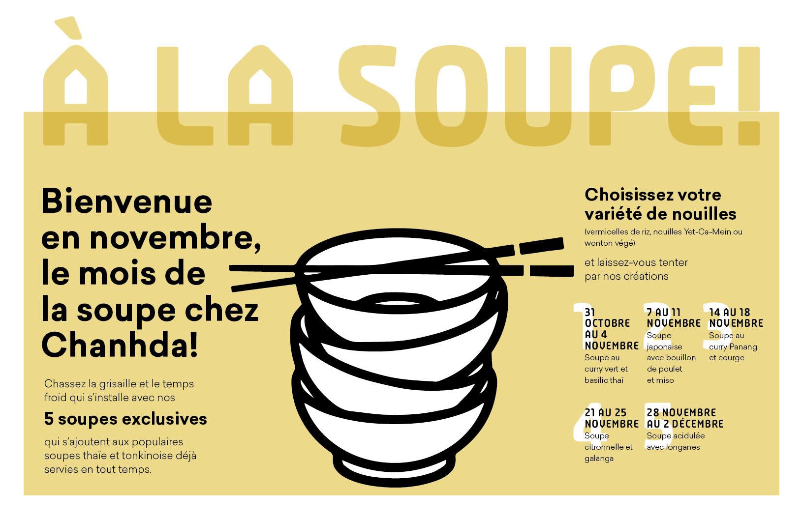 Chanhda for Apprendre cuisine asiatique